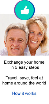how to holiday home exchange