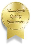 HomeLink Quality Guarantee