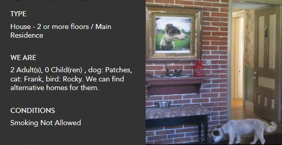 Pets-in-home